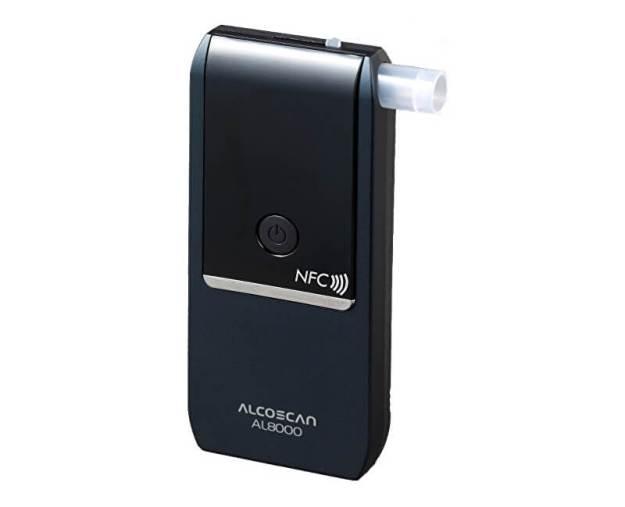 V-net Alkoholtester AL 8000 NFC - SLEVA - POMAČKANÝ OBAL (zSLEVA0676) od www.kosmetika.cz