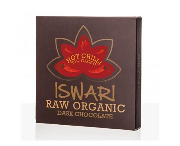 Raw čokoláda - Hot Chilli 80 % BIO 75 g - SLEVA - EXPIRACE (zSLEVA0692) od www.prozdravi.cz