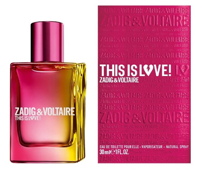 Zadig & Voltaire This is Love! For Her - EDP 100 ml