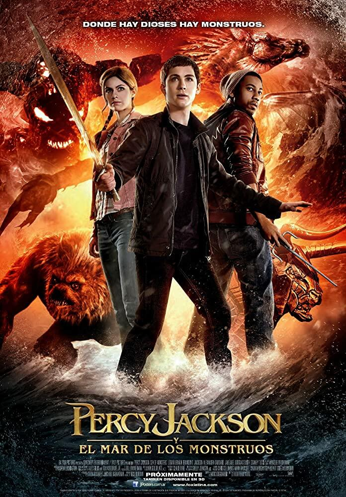 percy jackson the sea of monsters
