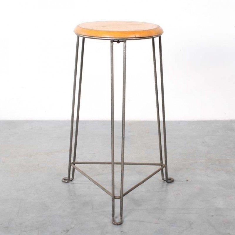 tabouret stool by jan van der togt for tomado 1960s