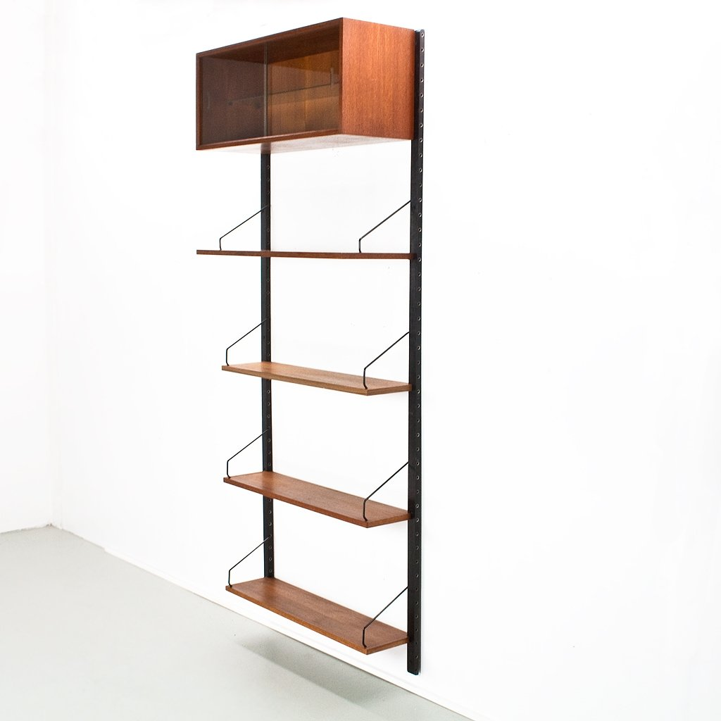 Royal Wall Unit By Poul Cadovius For Cado 1960s 71619
