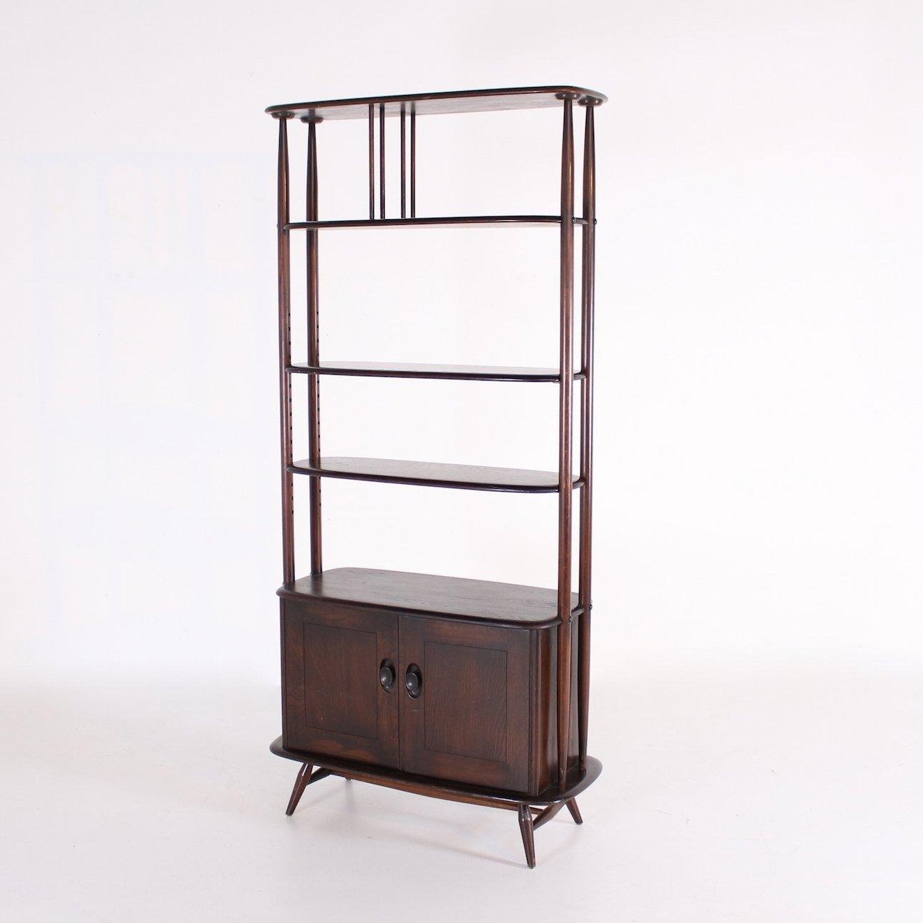 Lucian Ercolani For Ercol Bookcase Room Divider 94251