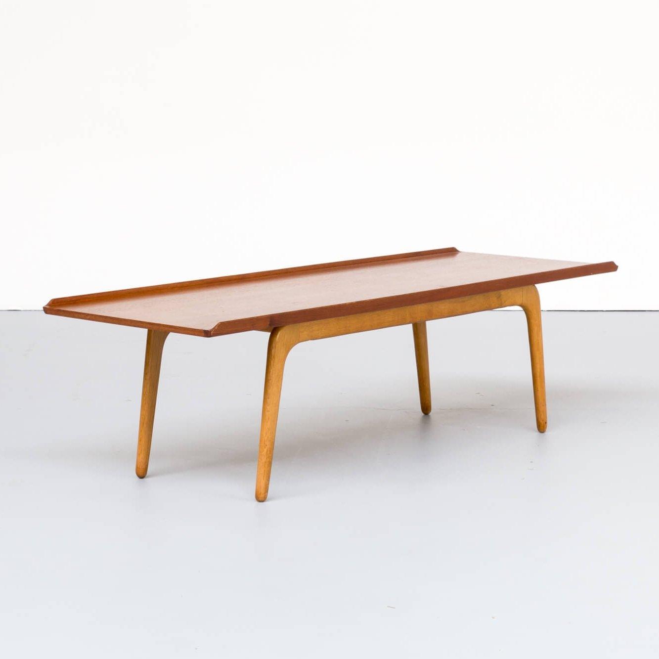 60s aksel bender madsen coffee table for bovenkamp