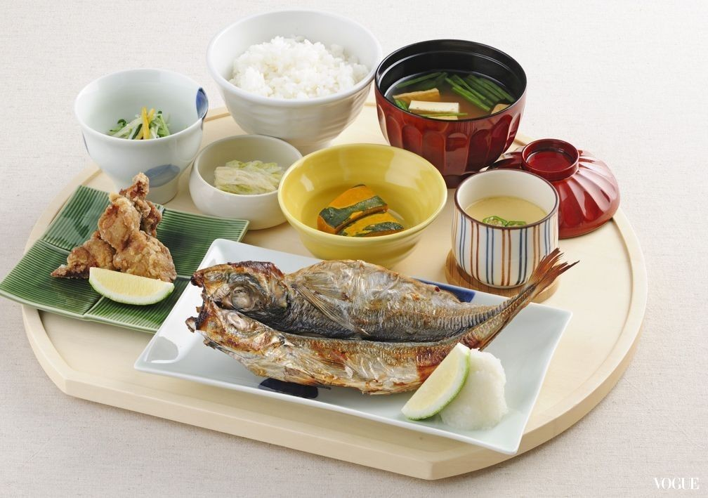 鶿克米TSUKUMI帶來日式家庭料理幸福的「三菜一汁」定食精神