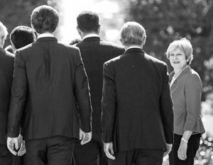 Почему Британии не удастся выйти из ЕС