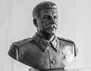Почему допустимо ставить памятники Сталину