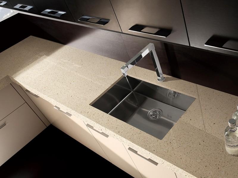 supply terrazzo table kitchen sink