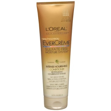L'Oreal Evercreme Intense Nourishing Sulfate Free Conditioner