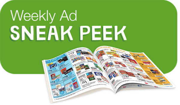 Weekly Ad Sneak Peak