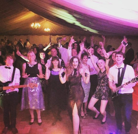 The Weekend Rock & Pop Band to Hire from Surrey