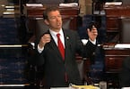 Rand Paul conducts filibuster of drone policy