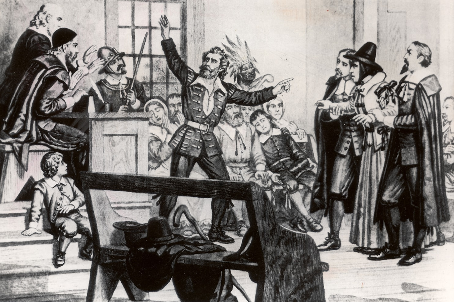 Five Myths About The Salem Witch Trials