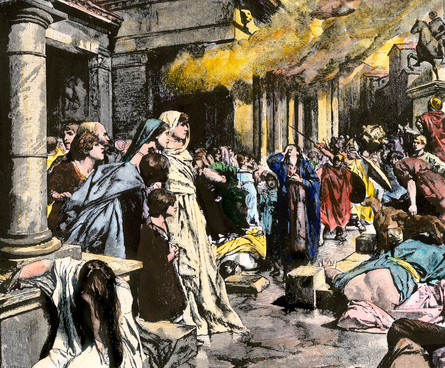 Lead Poisoning And The Fall Of Rome