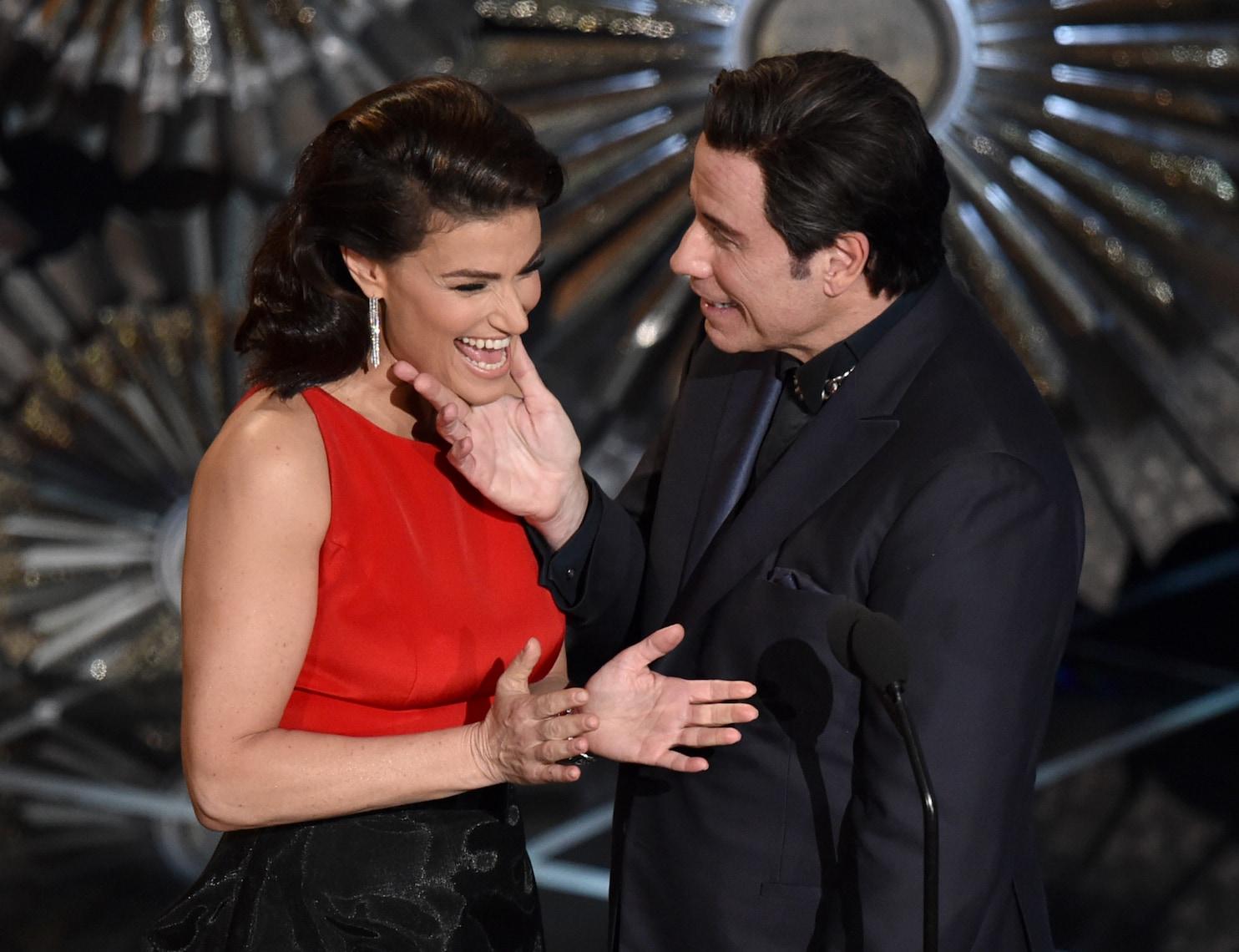 How Did John Travolta Get So Creepy Yet Another Weird