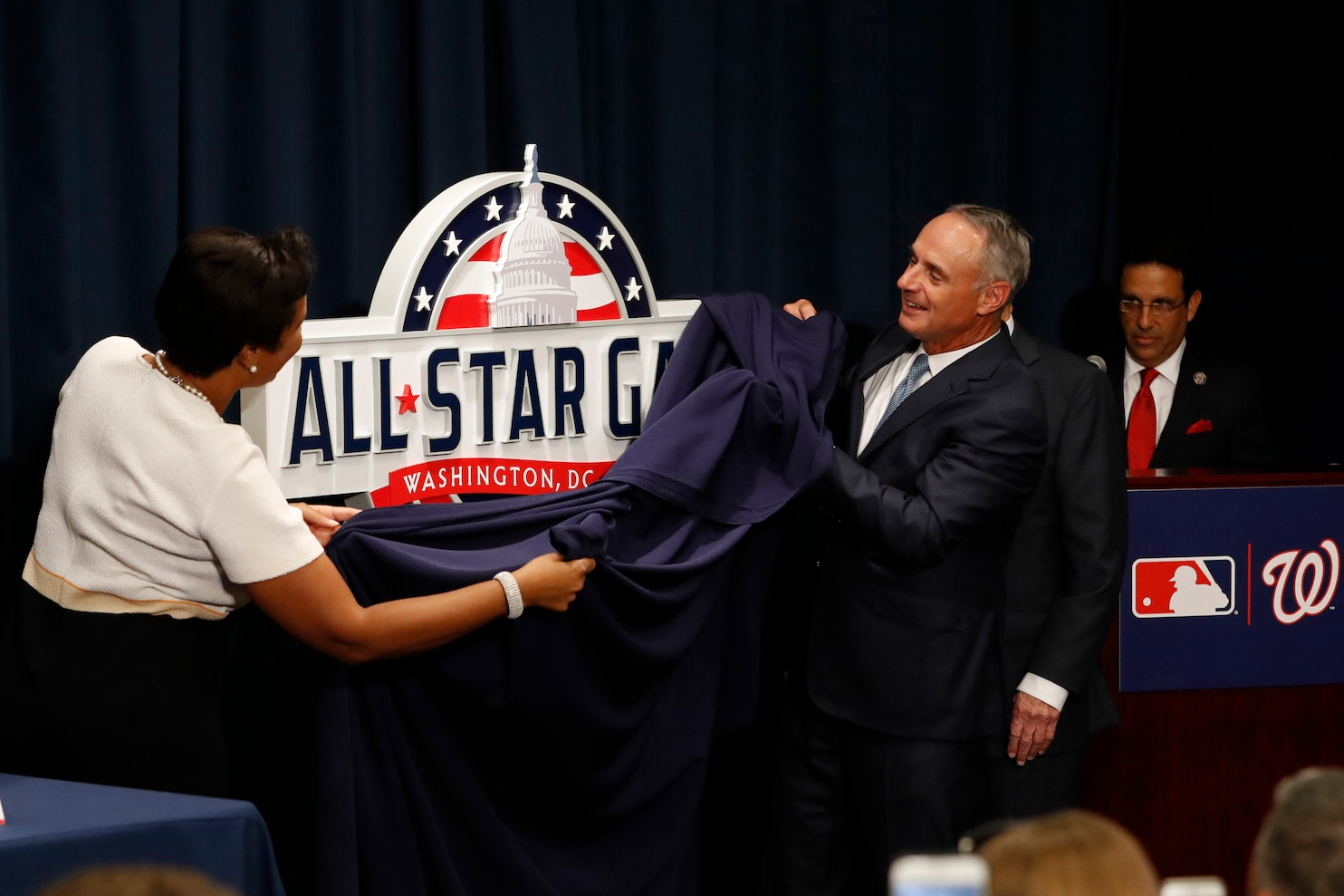 2019 Logo All Star Game Mlb