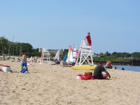 Image result for evanston beach cost