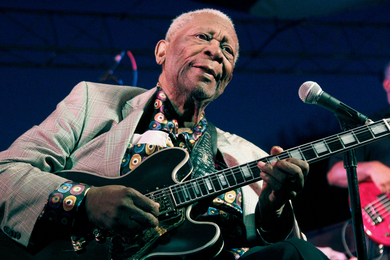 B B King Mississippi Born Master Of The Bluess At 89
