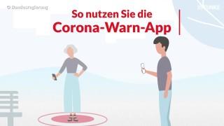 Wie Funktioniert Die Corona Warn App Wie Sieht Es Mit Dem