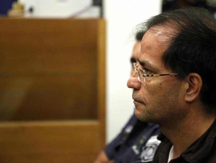 Ali Mansouri espion iranien en prolongation de sa détention à Shalom Petah Tikva, septembre 2013. Dror Einav