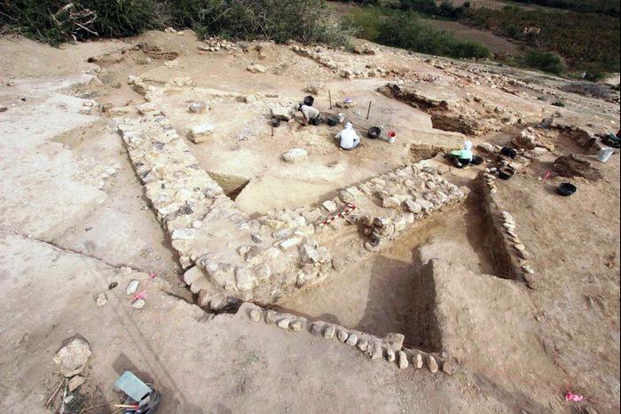 חפירה ארכיאולוגית תל אל-חמאם סדום עמק הירדן (מערכת וואלה! NEWS , צילום: Tall el-Hammam Excavation Project)