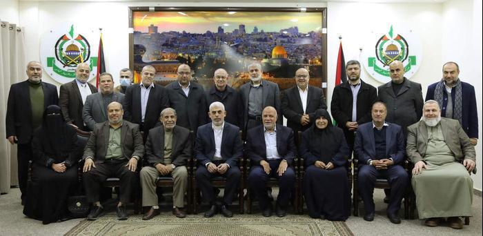 ממשלת חמאס. צילום מסך, אתר רשמי
