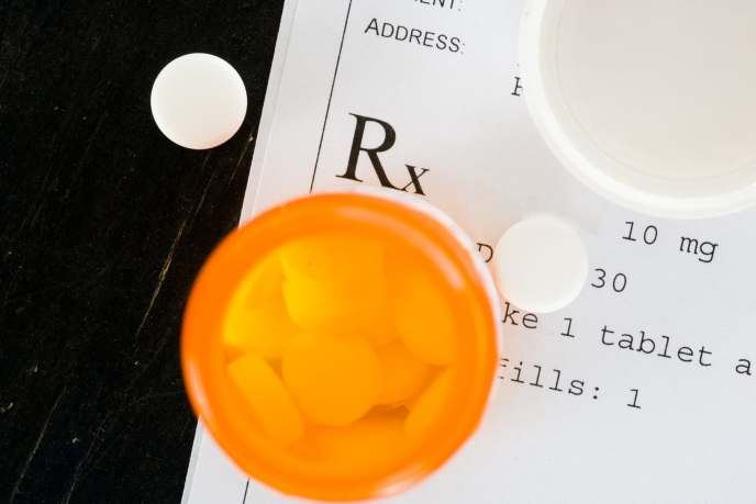 1 in 3 U.S. Seniors Prescribed Inappropriate Drugs (image)