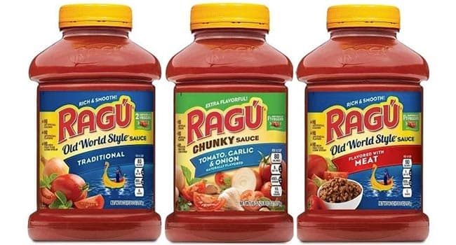 photo of Ragu sauce