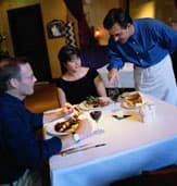 One tip for restaurant-goers: avoid menu items