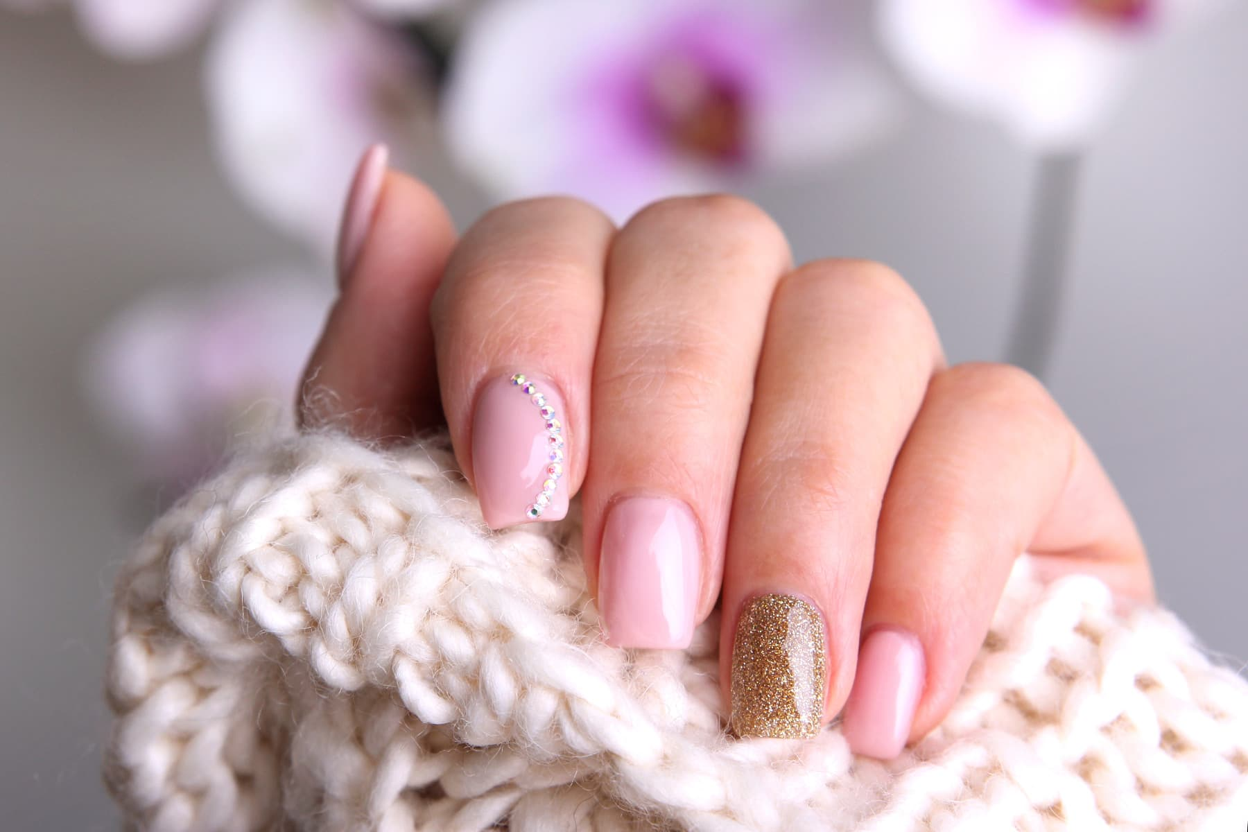 Artificial Nails Types Problems And Treatments