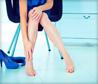 Sclerotherapy spider veins