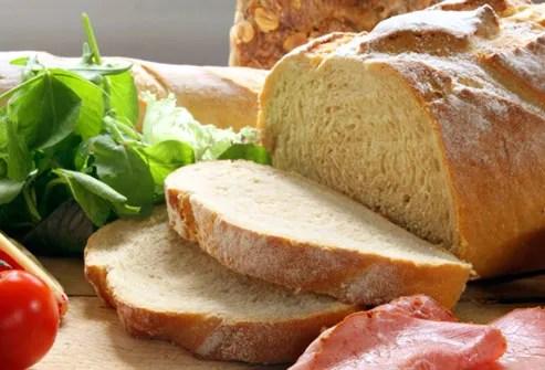 Digestion Aid with Sourdough Bread