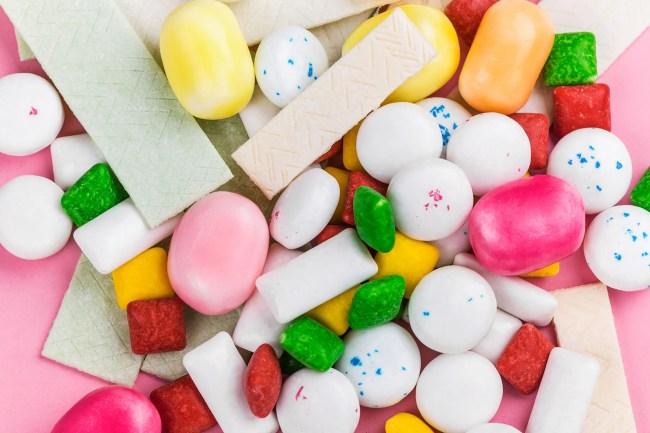 photo of gum