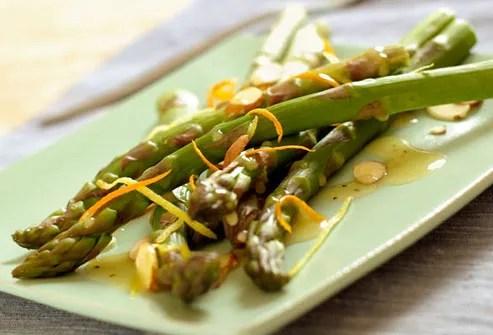Folate Rich Asparagus
