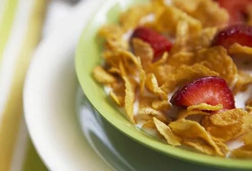 Healthy Cancer Fighting Breakfast
