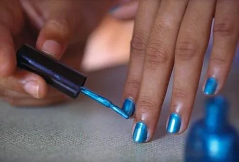 Make Fake Nails Look Real