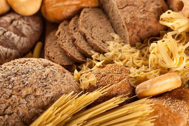 photo of carbs