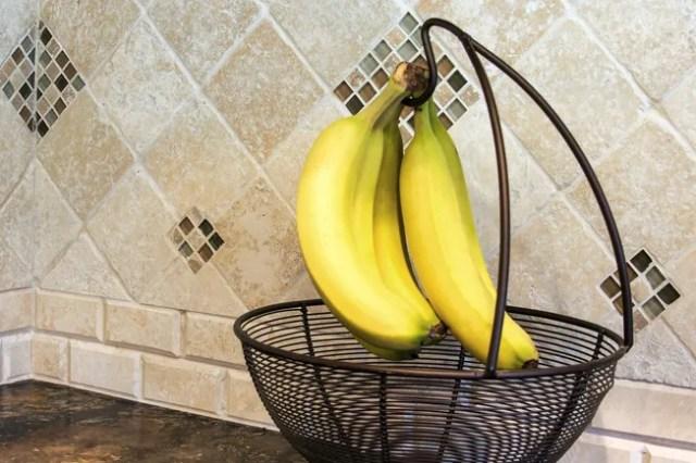 photo of banana hanger