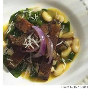 Picture of Portobello Paillards with Spinach