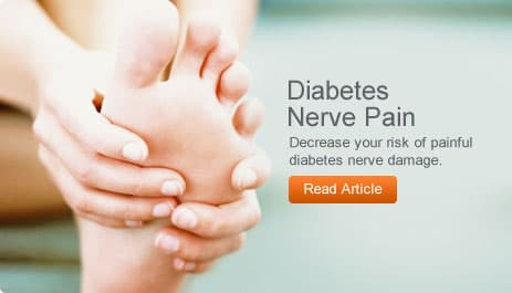 Read Article Diabetes Nerve Pain