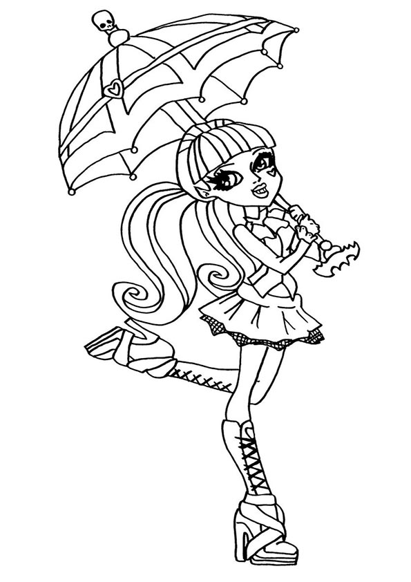 Dreamland Monster High