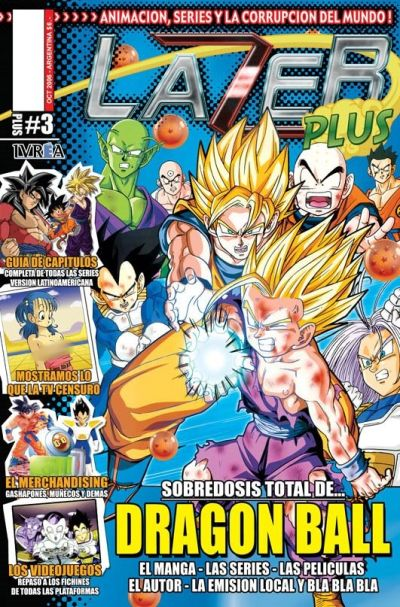 Dragon Ball - 42 revistas en pdf completas