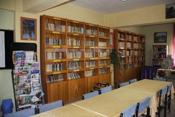 Dewey 10lu sistem, Kitap, Kayseri, Arif Molu Kütüphanesi