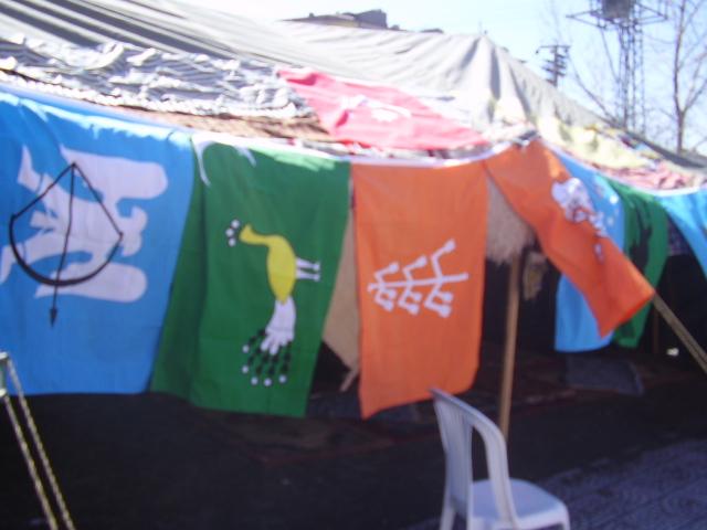 nevruz çadırı