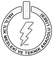 halil ilik logo, Halil İlikMesleki ve Teknik Anadolu Lisesi, Marşı, efkan doğan