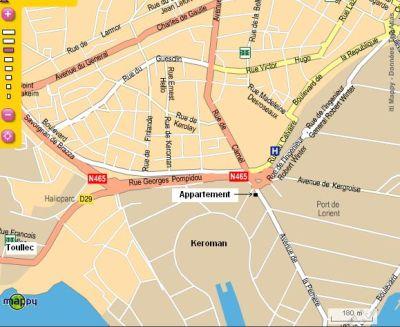 Appartements Louer APPARTEMENT F3 De 50 M2 Lorient