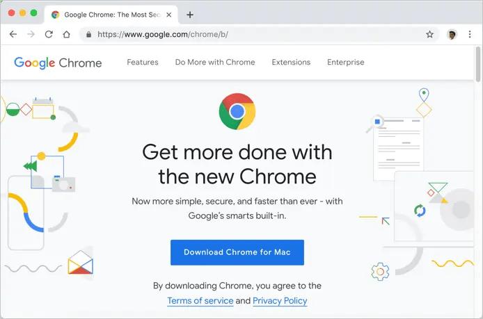 Стабильная версия Google Chrome