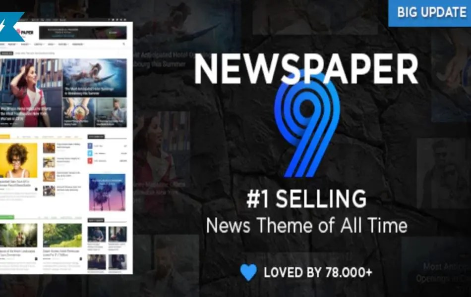 Review WordPress magazine theme for newspapers