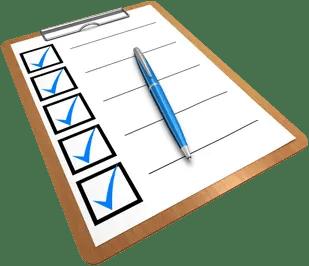 Создать список функций