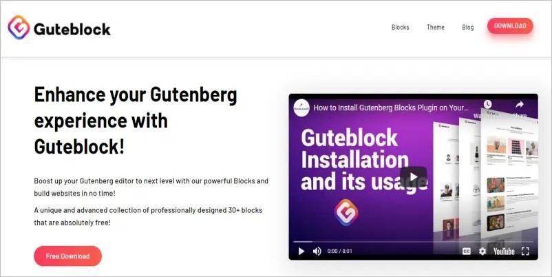 GuteBlock